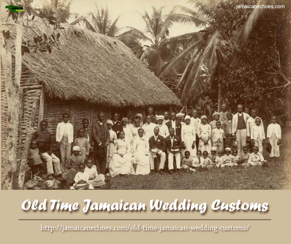 Old Time Jamaican Wedding Customs